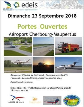 Portes ouvertes aéroport 23 septembre 2018